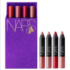 Nars Velvet Rope Limited Edition Lip Palette New